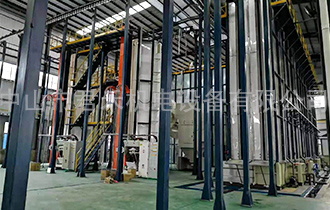 "The new invention ""o"" vertical coating line for aluminum"